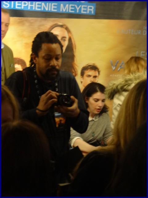 Rencontre avec Stephenie MEYER - Paris 7 mars 2013 Dsc01515