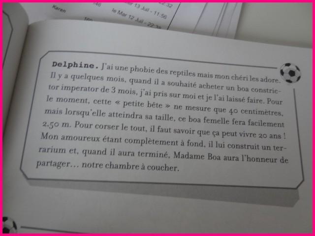 DE PAOLA Lucie - LES FILLES PENSENT QUE - Tome 2 : ... La vie de couple n'est pas un conte de fées... Dsc01616