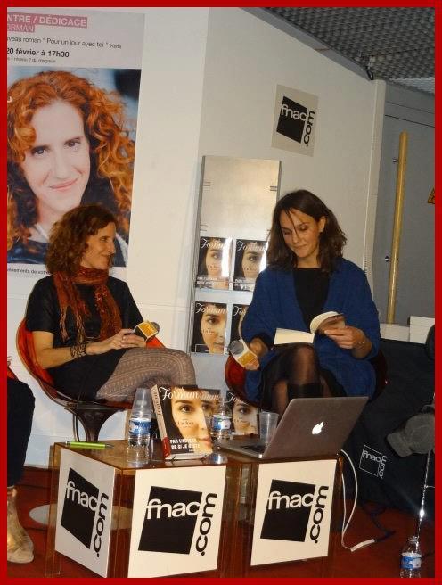 Rencontre avec Gayle FORMAN - Paris, 20 février 2013 Lectur10