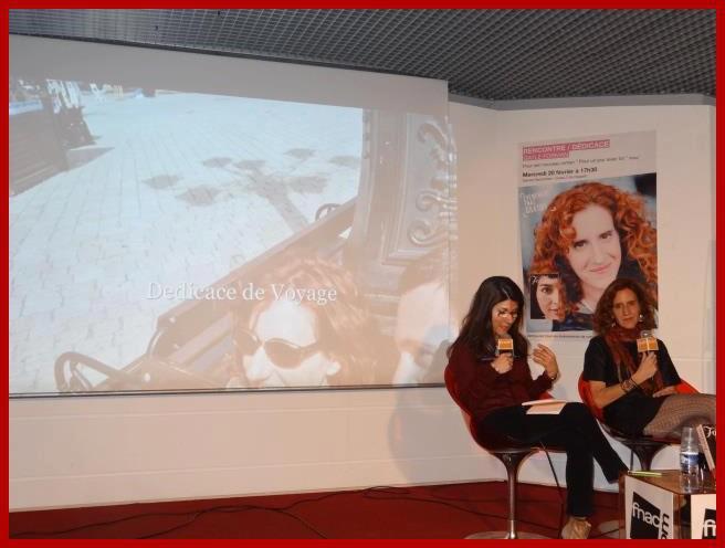 Rencontre avec Gayle FORMAN - Paris, 20 février 2013 Photos10