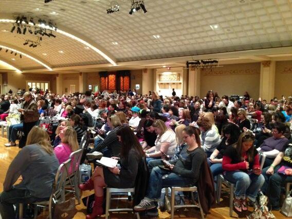 Questions/Réponses avec JR WARD - Cincinnati 30 mars 2013 Q510