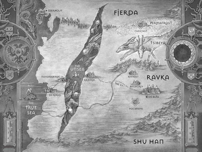 BARDUGO Leigh - GRISHA - Tome 1  Revka_10