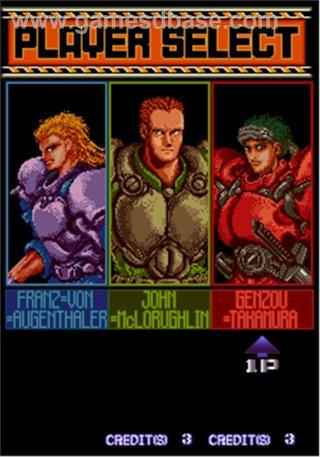 Les jeux SEGA arcade (jouables sous Mame) - Page 2 Desert10