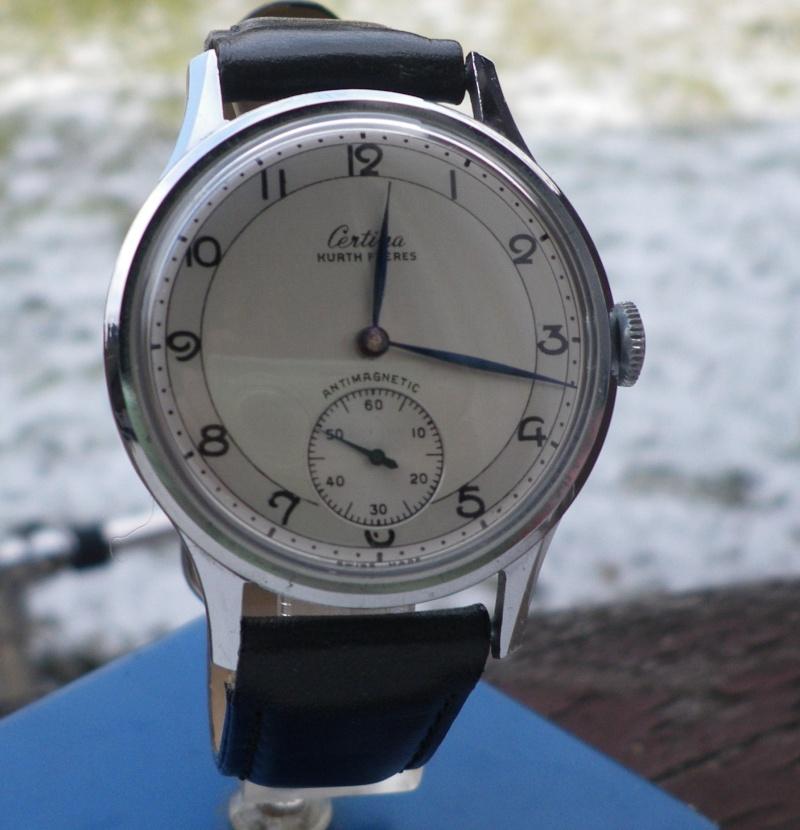 Un post qui référence les montres de brocante... tome II - Page 23 Certin12