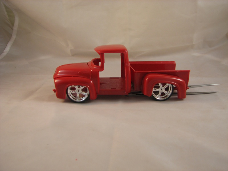 ford f-100 iron maiden 01510