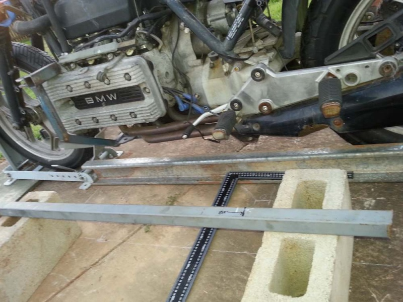 Subframe Construction K100 Side Car - Page 3 View10