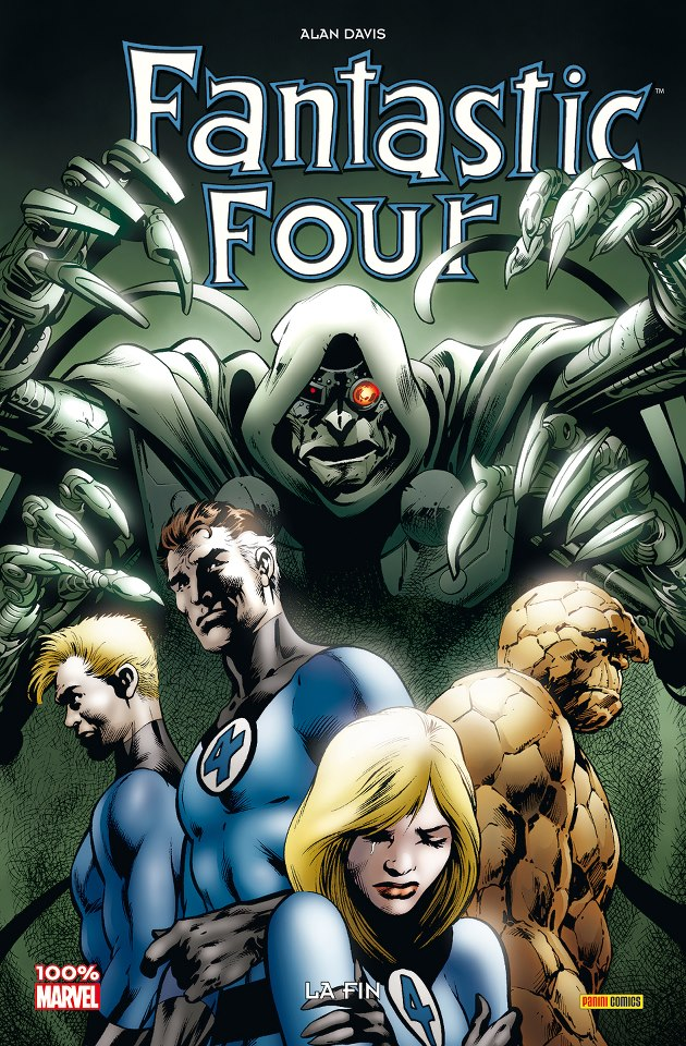 Fantastic Four [100% Marvel] 1739_110