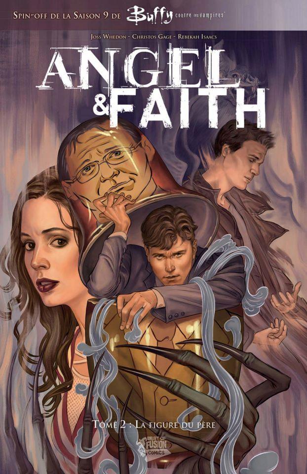 Angel & Faith [Fusion Comics] 19875010