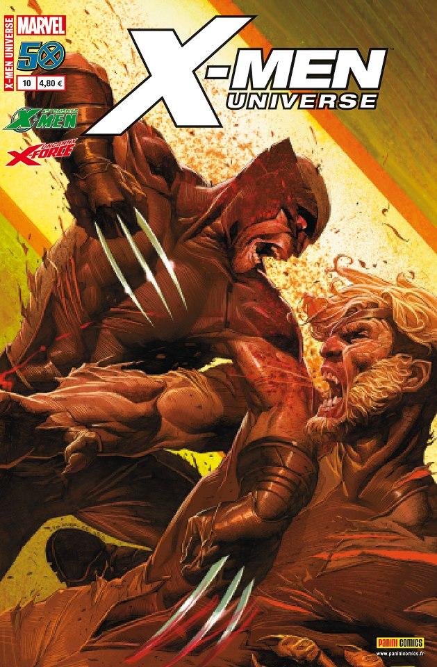X-Men Universe (vol.3) [Mensuel] 20524210