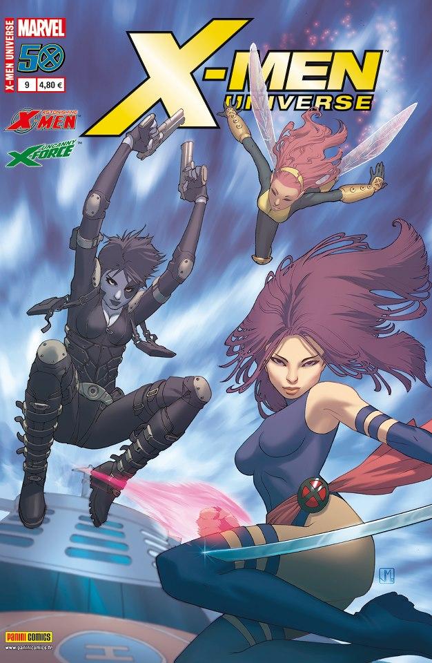 X-Men Universe (vol.3) [Mensuel] 40279010