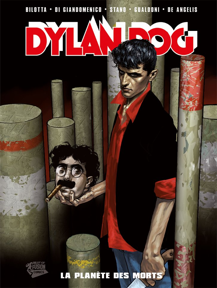 Dylan Dog Deluxe [Best of Fusion Comics] 48222710