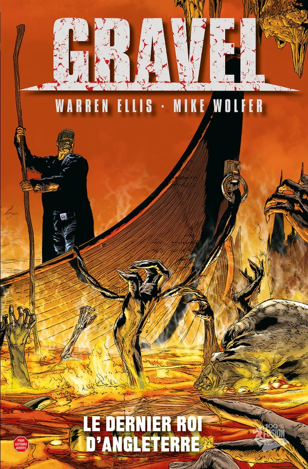 Gravel [Fusion Comics] 48837010