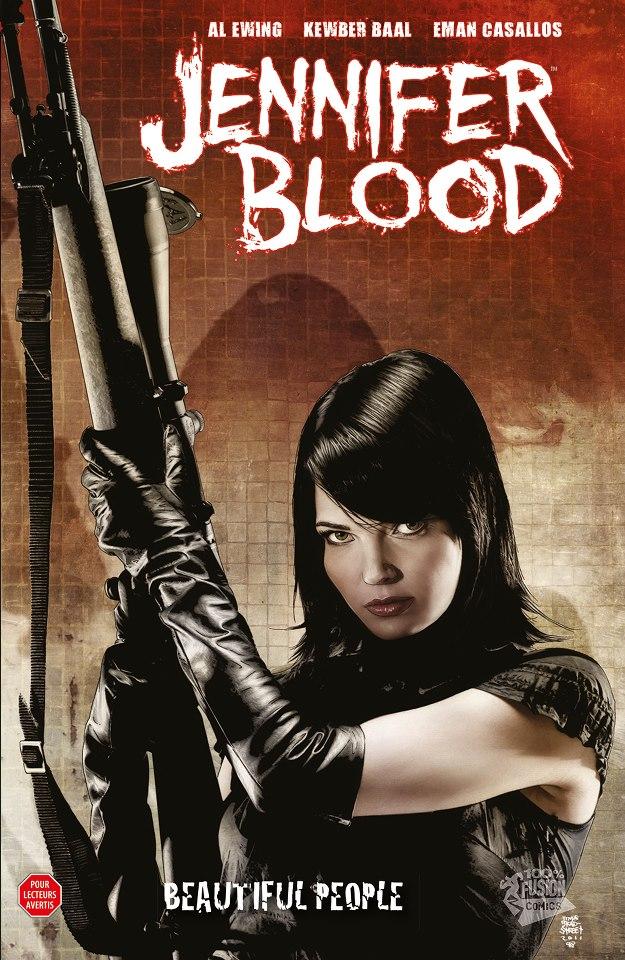 Jennifer Blood [Fusion Comics] 52957810