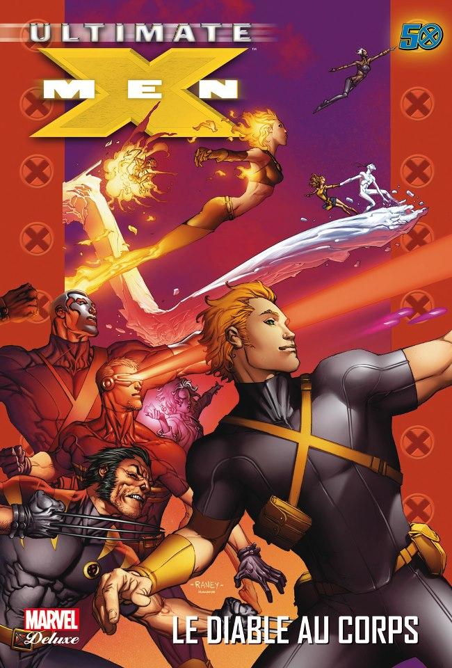 Ultimate X-Men [Marvel Deluxe] 52966710