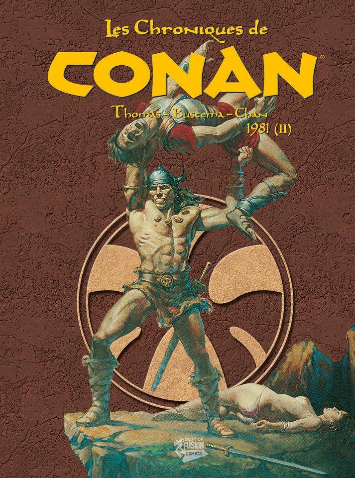 Les Chroniques de Conan [Panini] 57731310