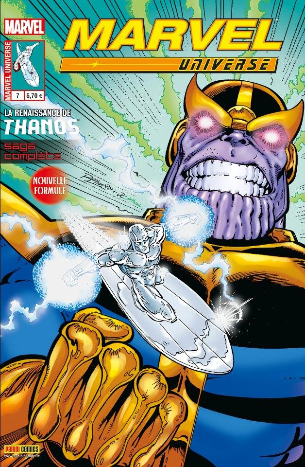 Marvel Universe (vol.2) [Bimestriel] 58032810