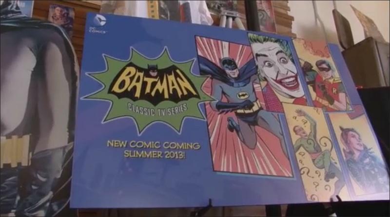 Batman '66 [Série numérique] News_i24