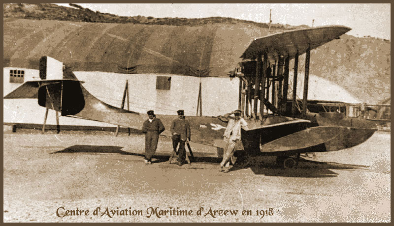 BASE AERONAVALE D'ARZEW ? Centre11