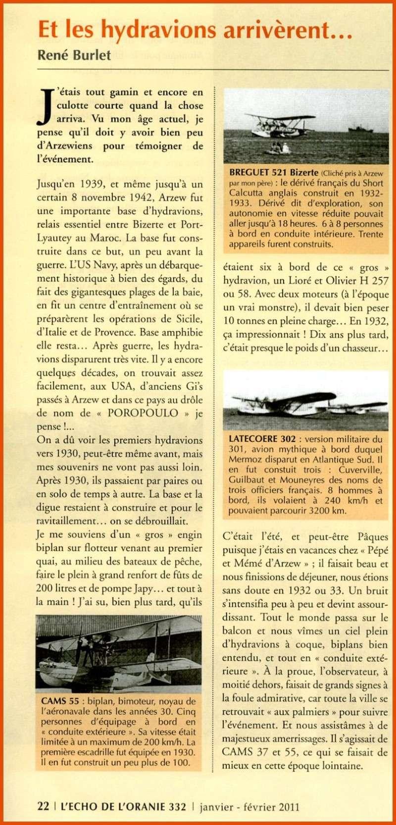 BASE AERONAVALE D'ARZEW ? Hydrav10