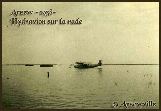 BASE AERONAVALE D'ARZEW ? Hydrav11