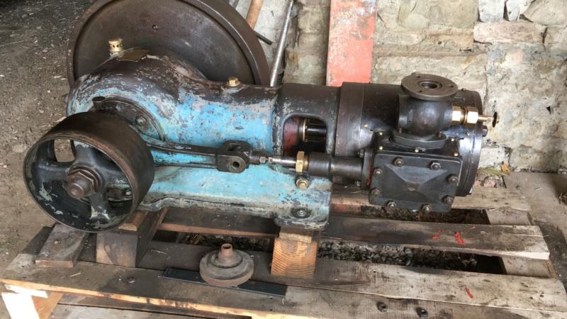 restauration - Restauration moteur ORESTE LUCIANI HP 6/8 Foto_010