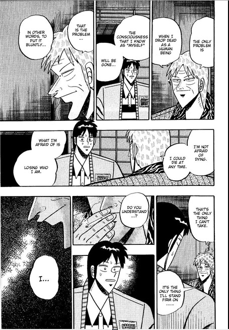 You Know What They Say In Ten But Like Explains A LOT In Akagi?. . .  Winorl11