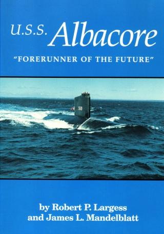 1er aout 1953 lancement de AGSS569 ALBACORE aux USA Albaco10