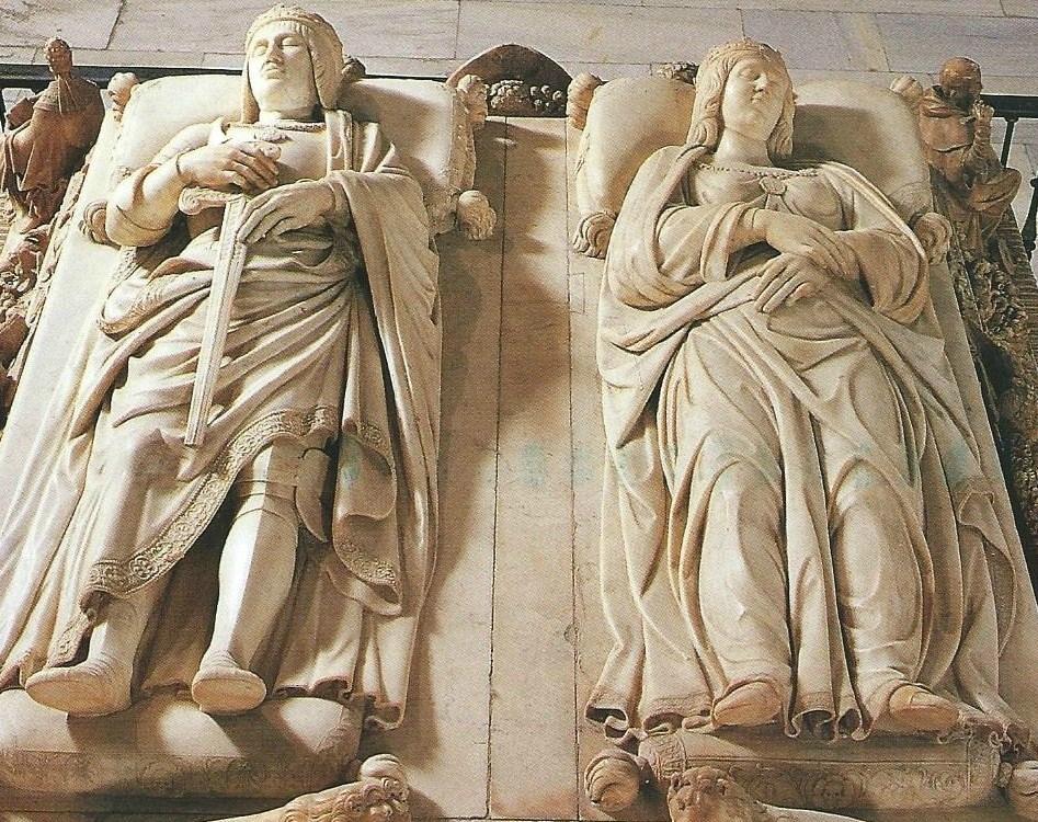 la chapelle royale de grenade derniers de repos des roi s catholiques Isabelle et Ferdinand  10002010