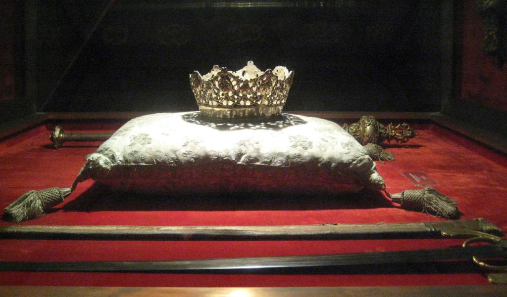 la chapelle royale de grenade derniers de repos des roi s catholiques Isabelle et Ferdinand  1280px10