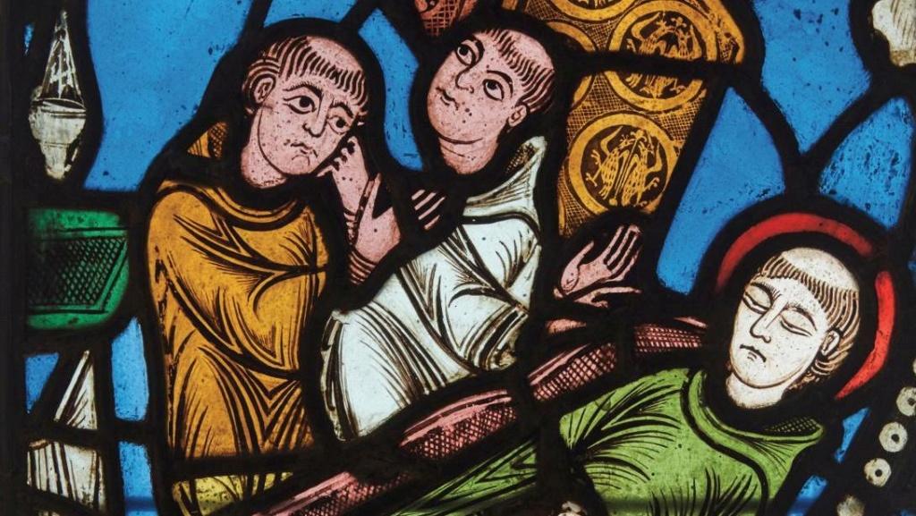 Les vitraux  du XIIIéme siècle . - Page 2 7049210