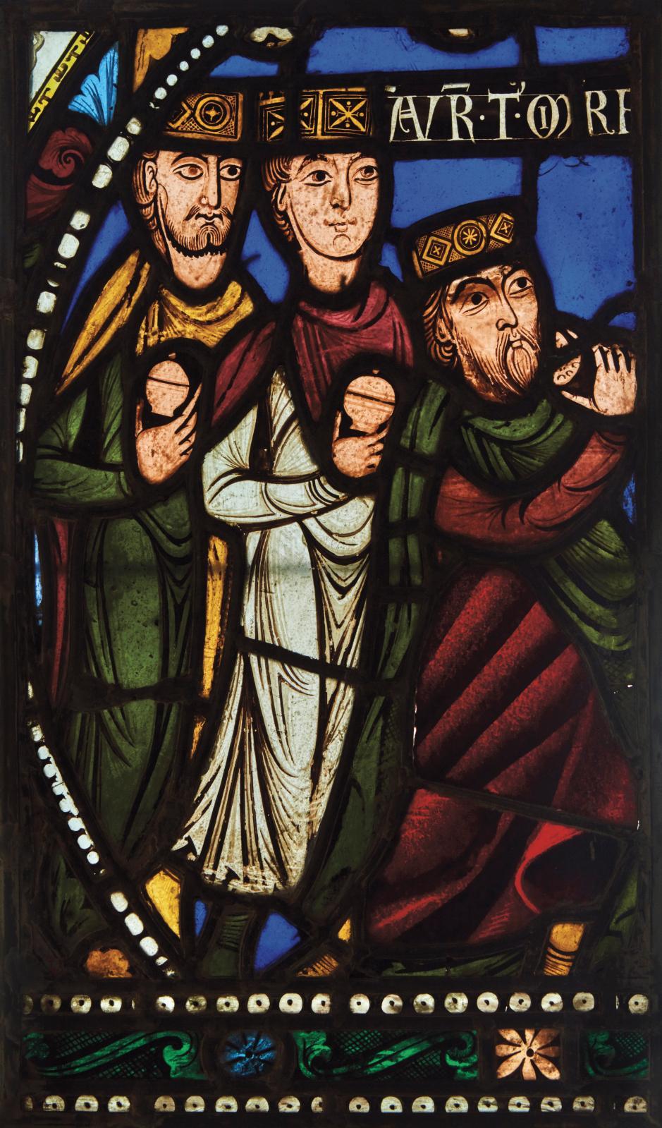 Les vitraux  du XIIIéme siècle . - Page 2 7050310