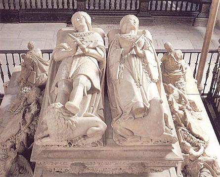 la chapelle royale de grenade derniers de repos des roi s catholiques Isabelle et Ferdinand  Granad10
