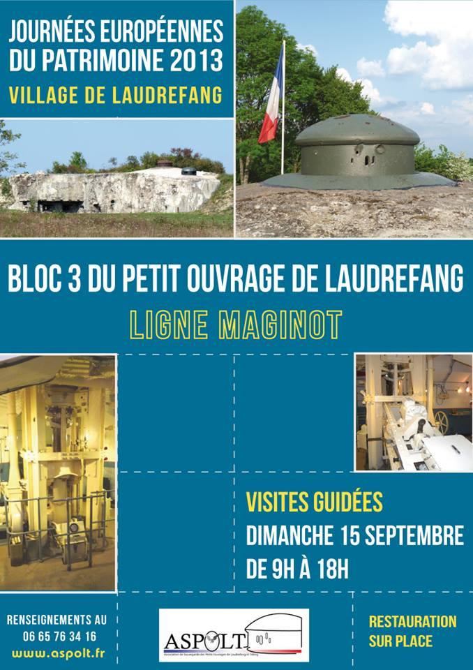 Bloc 3 de Laudrefang (SF de Faulquemont) 10795210