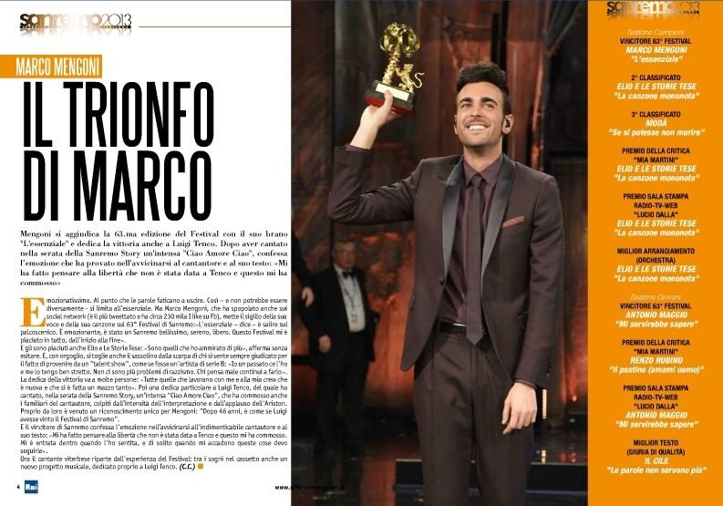 [Sanremo 2013] Marco va in Riviera 2 - Articoli e Interviste - Pagina 8 Cats210