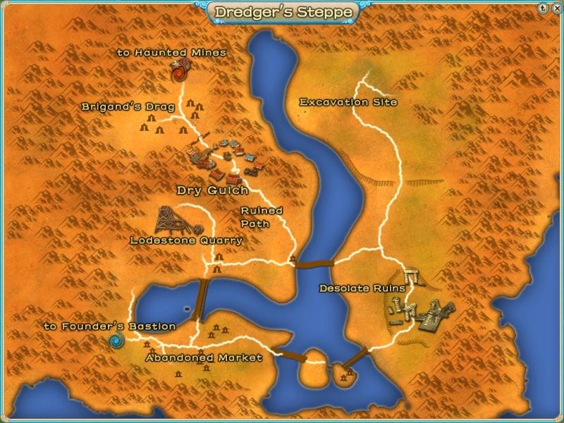 Dredger's Steppe D-step10