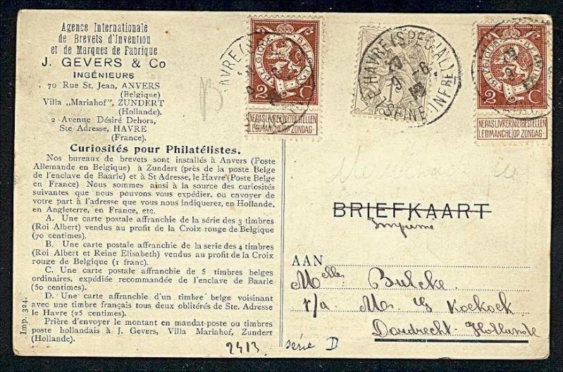 Gouvernement Belge au Havre Lehavr10