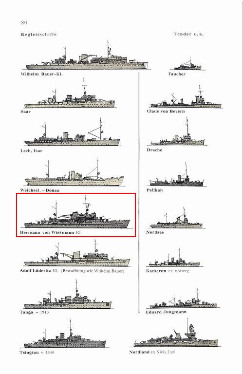 Belges sous la bannière de la Kriegsmarine 8010