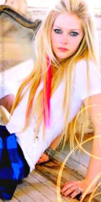 Avril Lavigne Sem_ta93