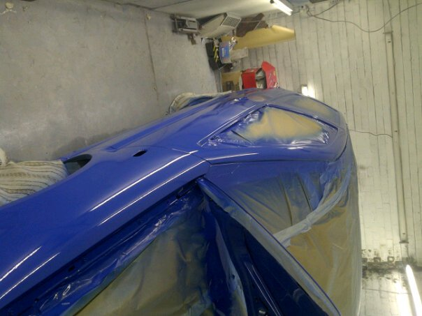 Project blue polo 1711