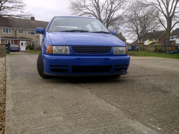 Project blue polo 2410