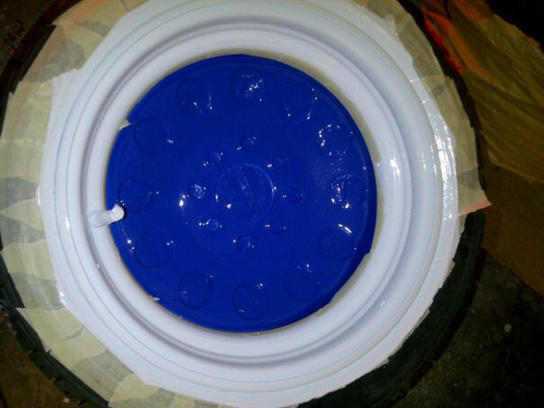 Project blue polo 2610