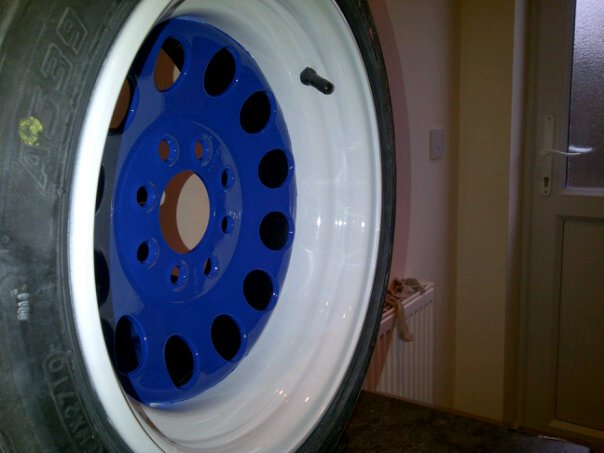 Project blue polo 2710