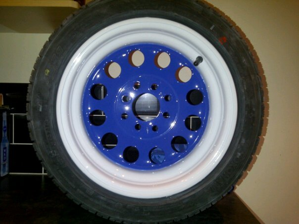 Project blue polo 2810