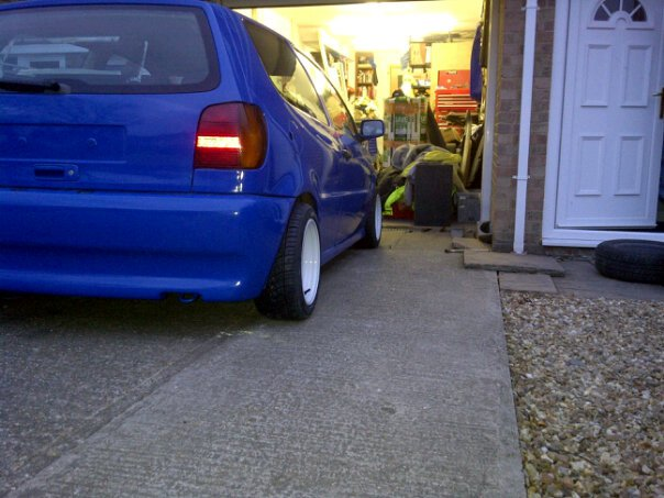 Project blue polo 3010