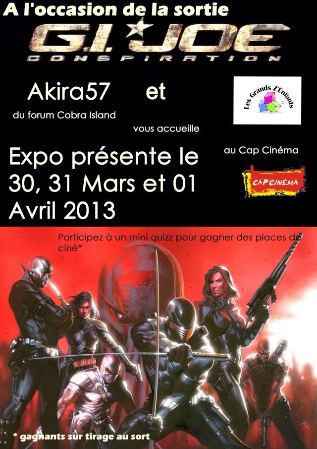 Expo Cap Cinéma Périgueux (24) 30-31 Mars et 1er Avril 2013 Gijoe10