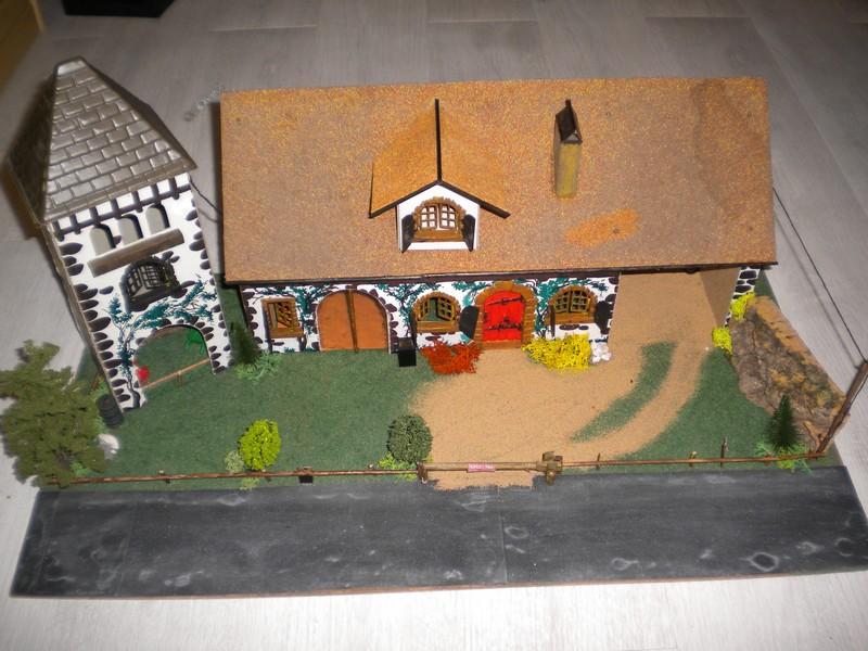 Blabla sur le diorama, les personnages et le personnage de FDV dans les MES ... Dscn5833