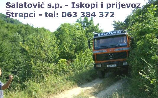 Naši poduzetnici: Salatović s.p. Iskop i prijevoz - Štrepci 16332_10