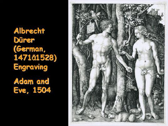 Adam i Eva u Raju 215