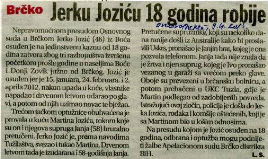 In Memoriam - Martin Jozić 317