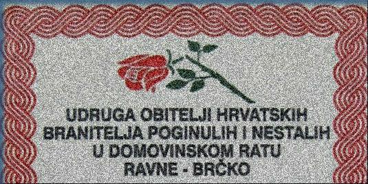 Udruga obitelji poginulih i nestalih Ravne-Brčko (OPIN) Opin10